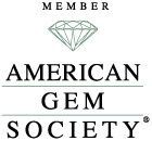 Member of the American Gem Society (AGS)